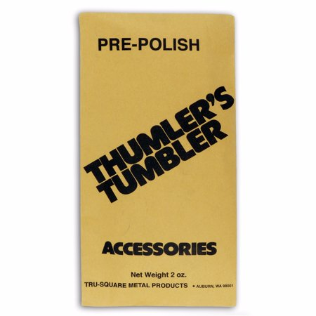 Thumlers Tumbler 2 oz of Rock Tumbling Pre Polish for Third Stage Polishing