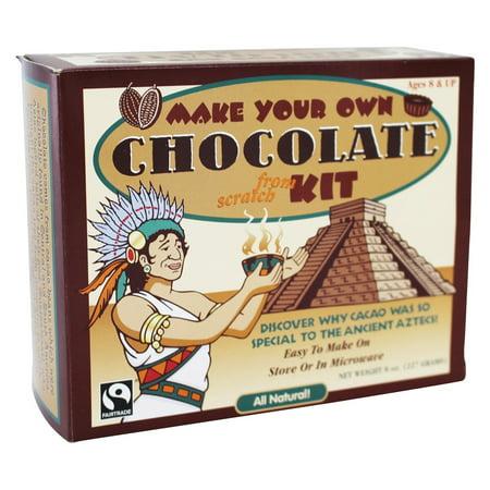 Glee Gum - Make Your Own Chocolate Kit - 8 oz.