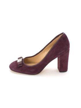 ce801453ca Product Image Michael Michael Kors Womens Caroline Leather Round Toe  Classic Pumps