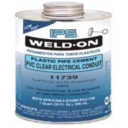 Ips Corporation 451063 Electrical Pvc Cement -Pack of 3