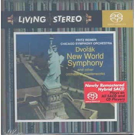 New World Symphony (Reiner, Chicago So) [sacd/cd - Chicago Symphony Brass