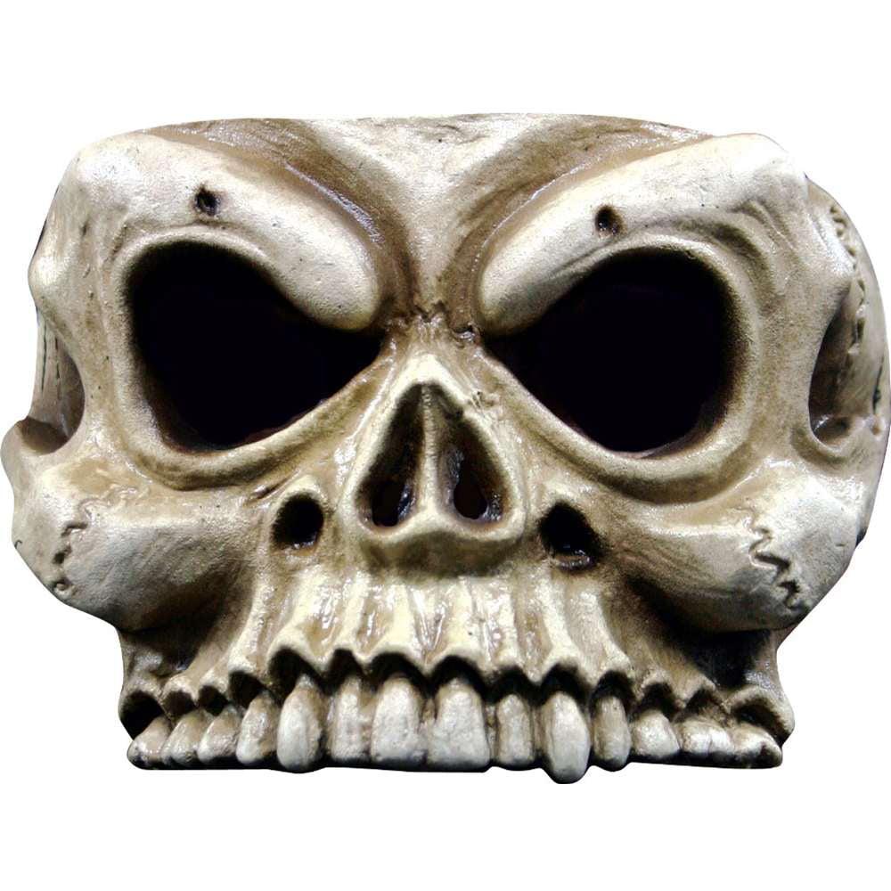 Skull Half Mask