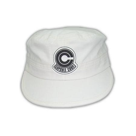 Baseball Cap - Dragon Ball Z - New Baseball Capsule Corp Hat Anime ge2384 -  Walmart.com 34de596d182