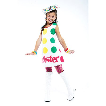 Twister Child Halloween Costume