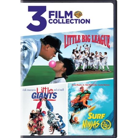 3 Film Collection: Kids Sports (DVD)
