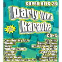 Various Artists - Party Tyme Karaoke: Super Hits 26 - CD