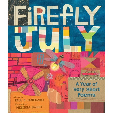 Firefly July: A Year of Very Short Poems (Fireflies Kids)