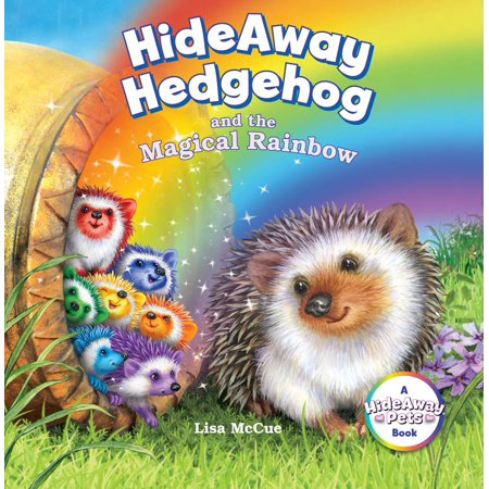 Hideaway Hedgehog and the Magical Rainbow - Hedgehog Information For Kids