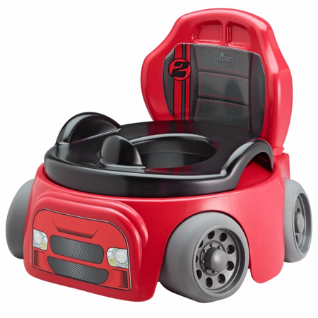 (The First Years Training Wheels Racer Potty System)