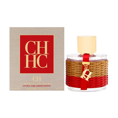Ch By Carolina Herrera For Women 3 4 Oz Eau De Toilette Spray Central Park Limited Edition