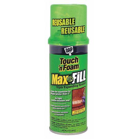 Dap 18230 12 oz Insulating Spray Foam Sealant,