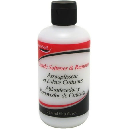 Super Nail Cuticle Softener & Remover, 8 Oz