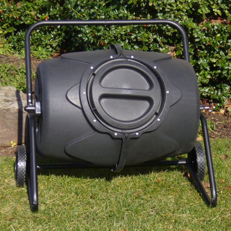 Tierra-Derco 50 Gallon Compost Tumbler by TDI Brands