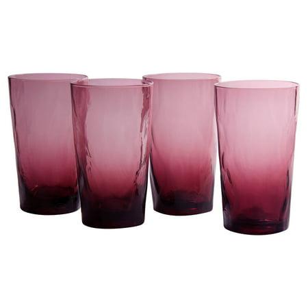Artland Ripple Highball Glass - Set of