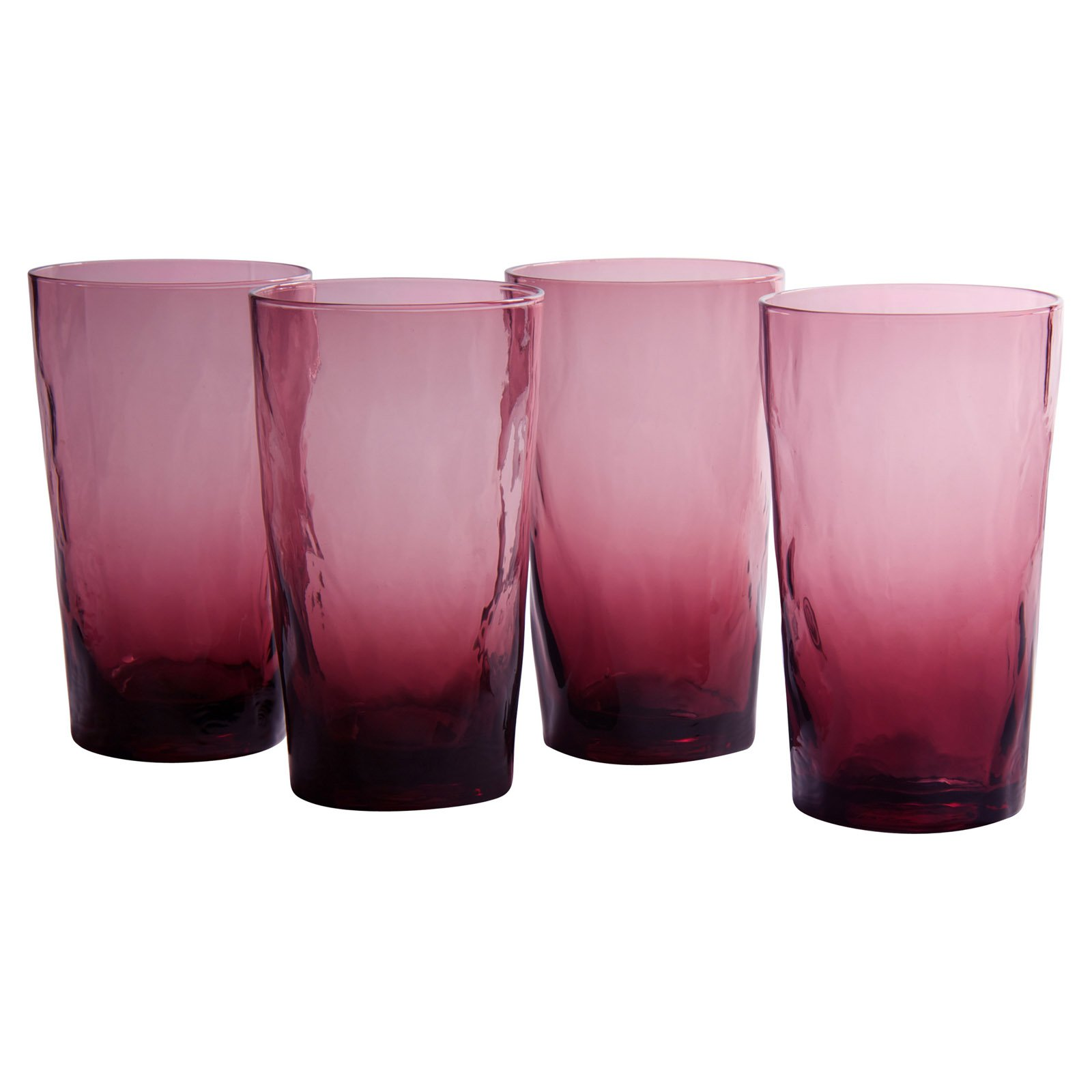 Artland Ripple Highball Glass - Set of 4