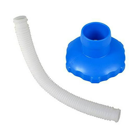 Image of Intex 25016 Above Ground Pool Skimmer Hose and Adapter B Replacement Part Set