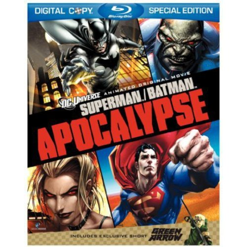 Superman/Batman: Apocalypse (Blu-ray)