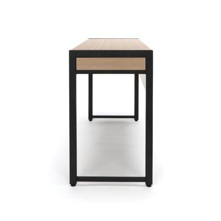 Essentials by OFM ESS-1002 2-Drawer Office Desk, Multiple Colors