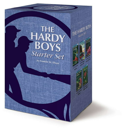 HARDY BOYS STARTER SET, The Hardy Boys Starter