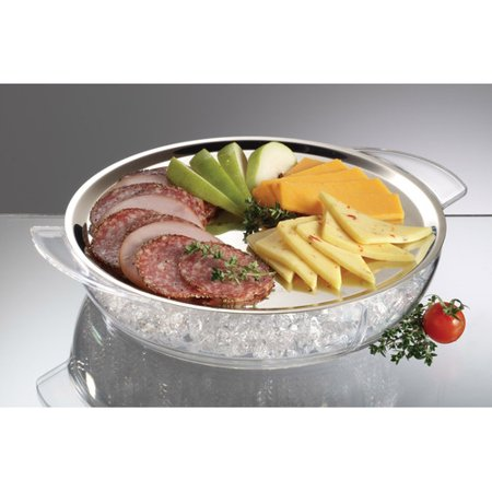 Prodyne 2 Piece Iced Platter Set