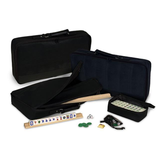 Sunnywood 3870BL Mah Jongg Set In Soft Sided Case - Navy