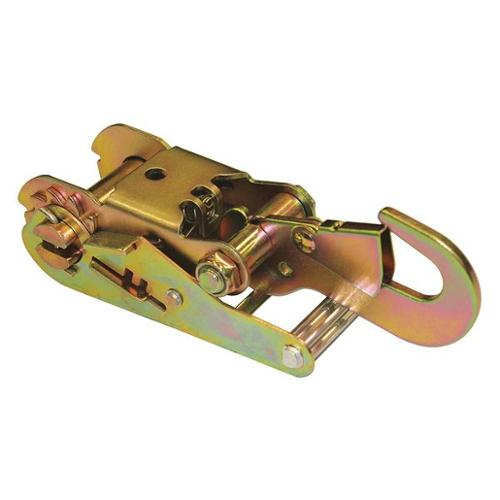 B/A PRODUCTS CO. 38-12 Ratchet W/Flat Snap Hook, 2 In