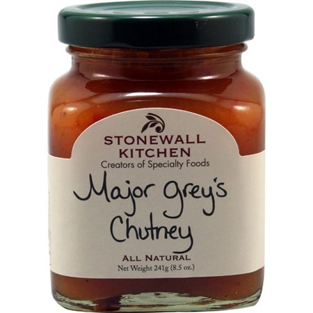 Major Grey Chutney (Stonewall Kitchen Chutney Major Grey's -- 8.5 oz pack of 1 )
