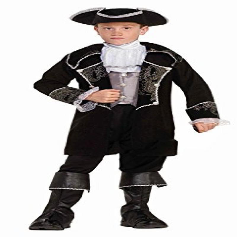 Forum Novelties Little Designer Collection Swashbuckler Pirate Child Costume, Large by
