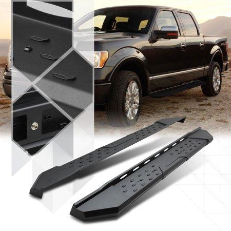 Black Treads Pad Running Board 5.5