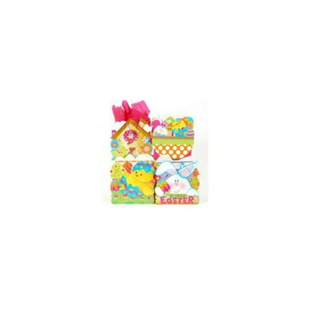 Large easter animals basket gift bags walmart large easter animals basket gift bags negle Image collections