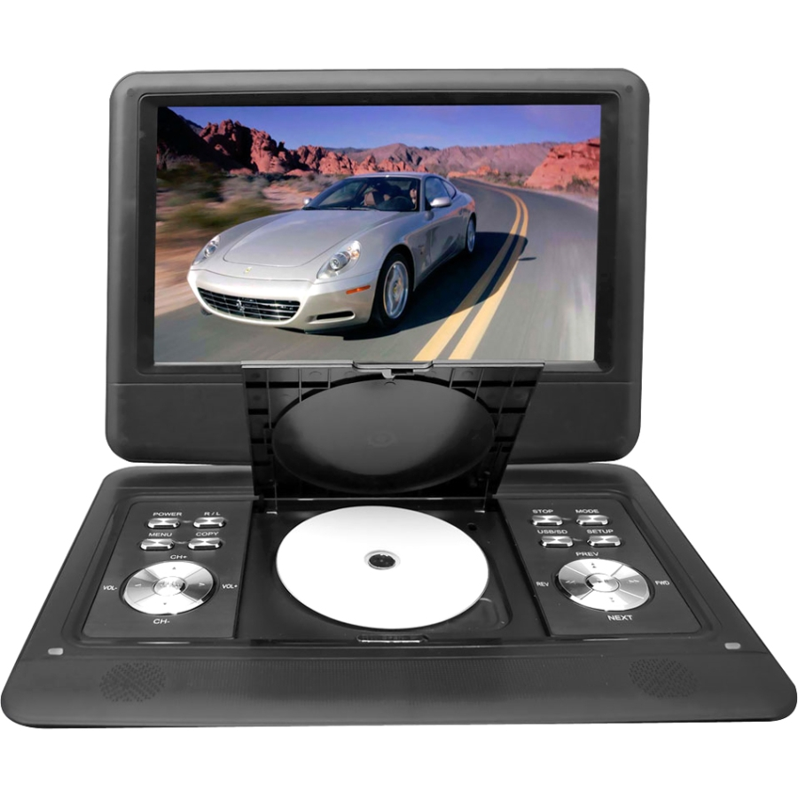 "Pyle PDH14 14""portable Tft/lcd Monitor W/ Dvd"