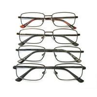 50ff764fd724 Product Image I.Image Men s Metal 4-Pack Reading Glasses