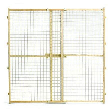 MidWest Wire Mesh Pet Safety Gate Large (Midwest Wire Mesh Dog Exercise Pen Top)