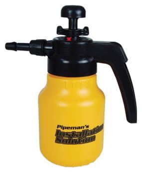 Nippon TNTSPP42 Pipeman Install Solution 42Oz Pressurized Pump Sprayer by