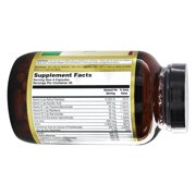 Lifetime Vitamins Supreme Vital Hair With Msm 120 Capsules Image 2 Of 3