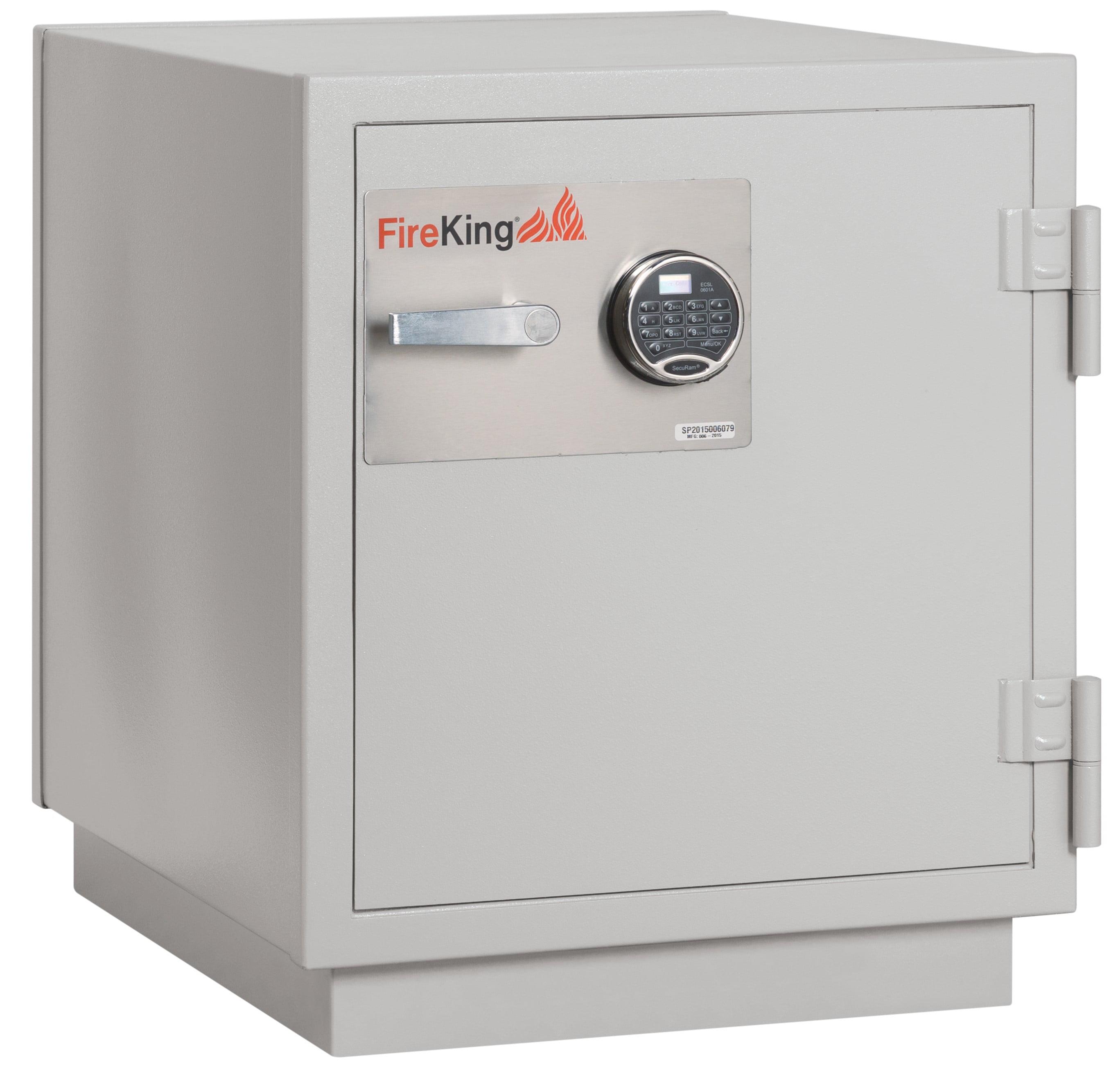 Fireking Office Industrial Platinum Finish UL Class 125 T...