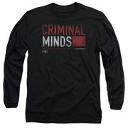 Title Card Mens Long Sleeve Shirt