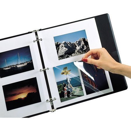 C-Line Redi-Mount Photo-Mounting Sheets, 11 x 9, - Redi Mount Photo