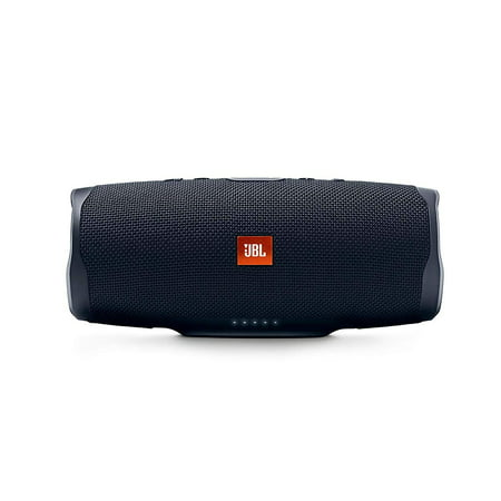JBL Charge 4 Portable Waterproof Wireless Bluetooth Speaker - Black
