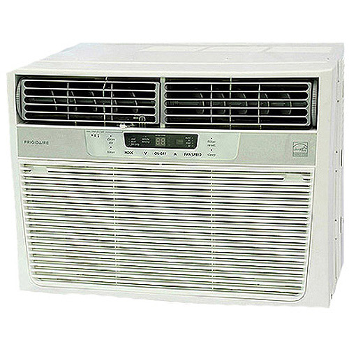 Frigidaire FRA126CT1 High Efficiency 12,000-BTU Room  Window Air Conditioner with Temperature Sensing Remote Control