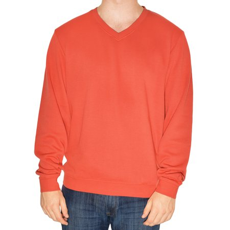 Cutter & Buck Mens V-Neck Pullover Sweatshirt