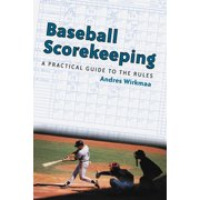 Baseball Scorekeeping - eBook