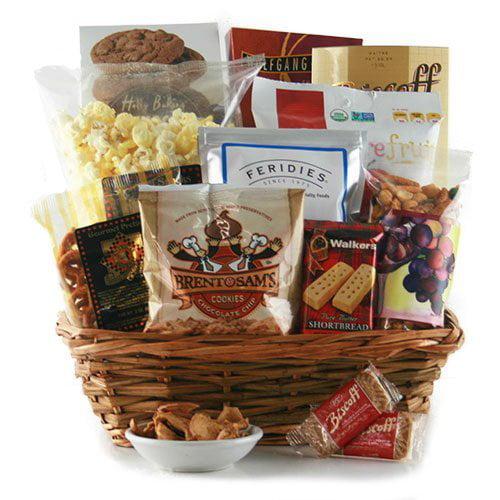 Oasis Gift Basket
