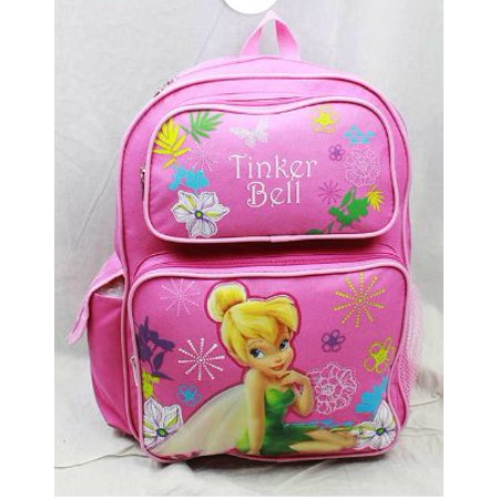 Backpack - - Thinkerbell (Large School Bag) New Book Girls a00934