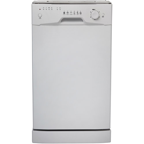 Good Danby 8 Place Setting Dishwasher, White