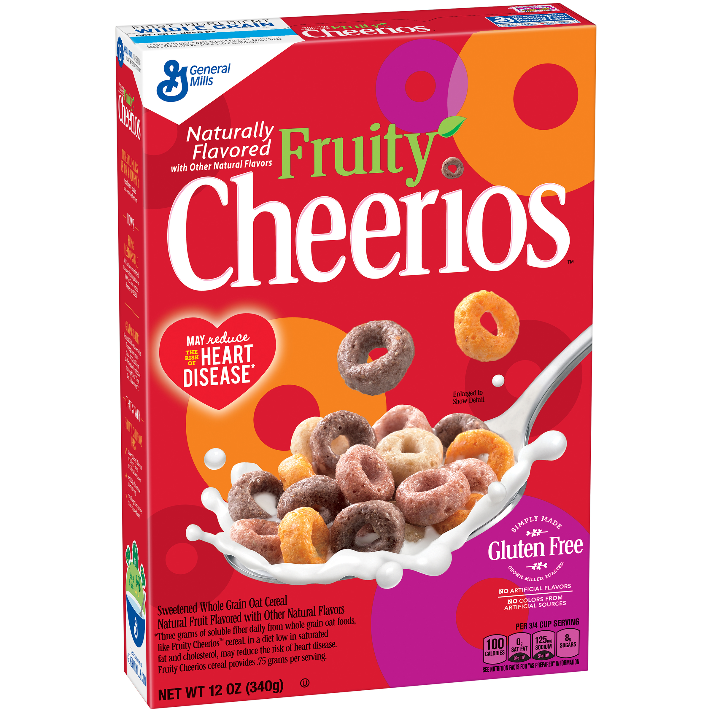 Fruity Cheerios��� Cereal 12 oz. Box