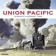 Union Pacific 2020 Wall Calendar (Other)