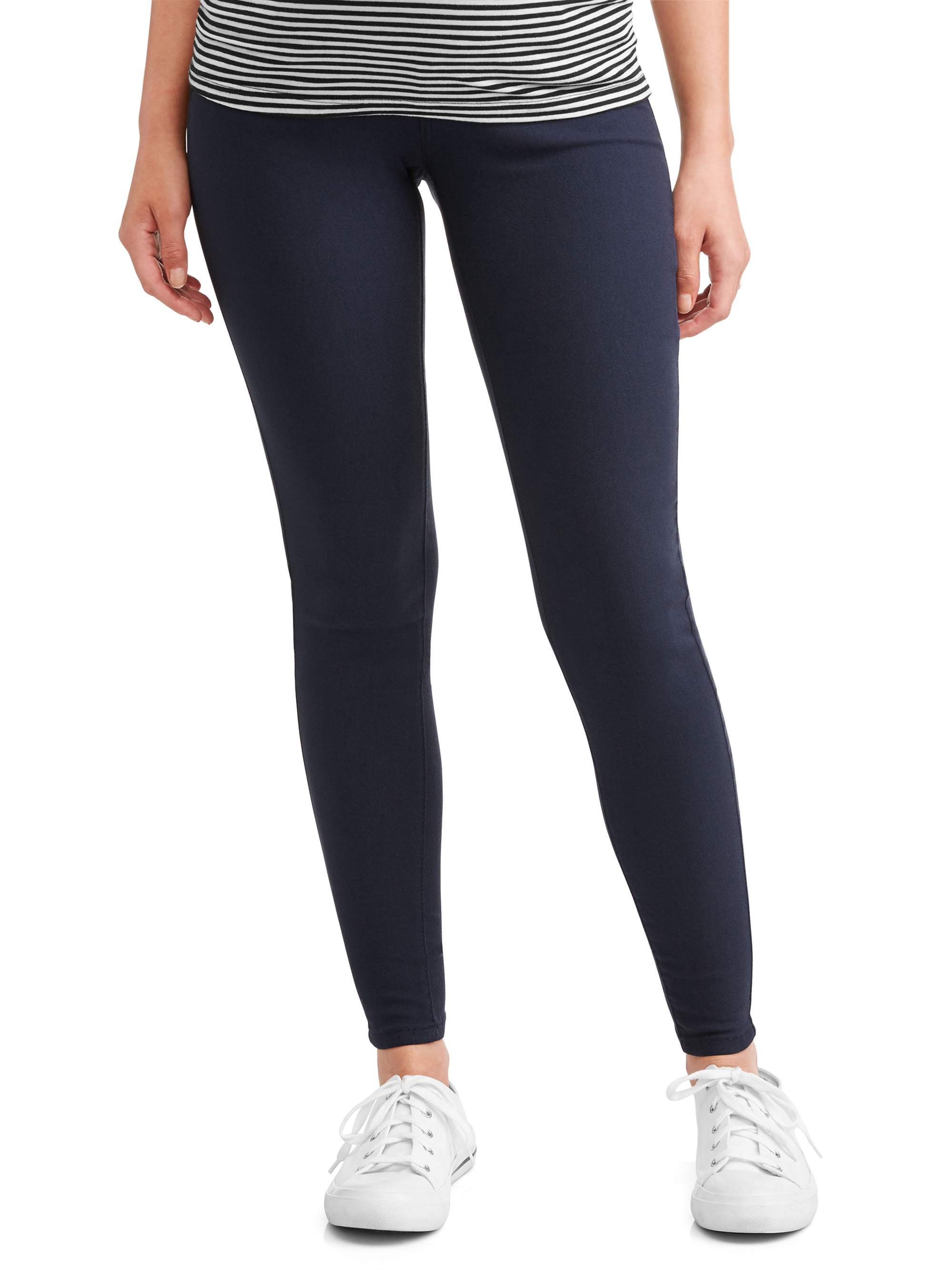 Maternity over the belly 5 pocket skinny pants - available in plus sizes