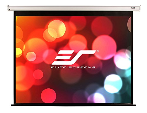 Elite Screens Spectrum, 110-inch 16:9, 4K Home Theater Electric Motorized Drop Down Projection Projector... by Elite Screens Inc.