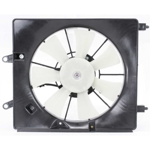 APR High Quality Aftermarket A/C Condenser Fan For 2004